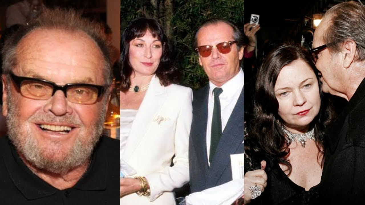 Actor Jack Nicholson Family Photos With Wife, Former ...