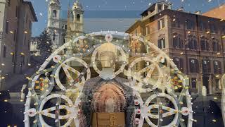 Италия Рим Walk in Rome Italian street style 2020 Уличный стиль итальянцев Атмосфера в городе
