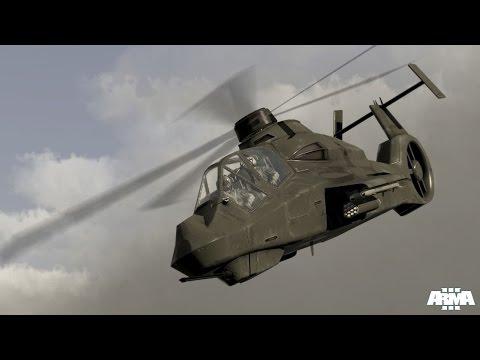 Arma 3 Helicopter Joystick Config - Logitech X3D