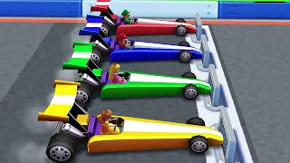 Mario Party: The Top 100 - All Sports Minigames