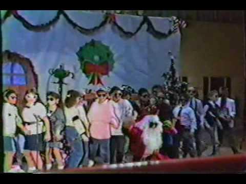 Clinton Valley Elementary School 1987 Christmas Play (Part4)