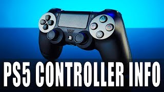 New Huge PS5 CONTROLLER Info Discovered!