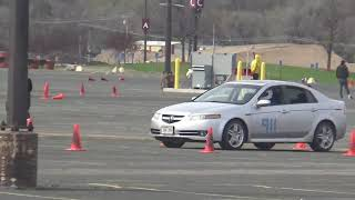 MN Autosports Club Autocross 2019 Shakopee, MN Heat 1 Part 5