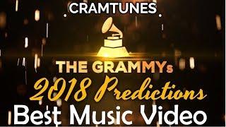 2018 GRAMMYs Best Music Video Nominees Prediction