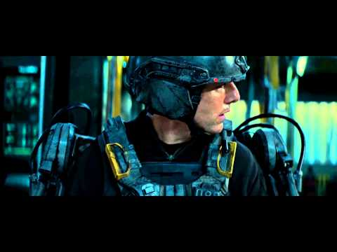 Edge of Tomorrow - Deleted Scene 'Suit Up' - Official Warner Bros. UK