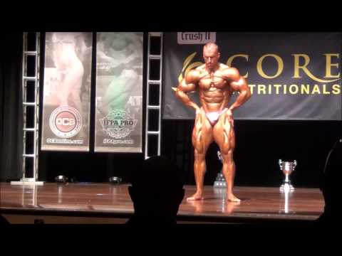 Doug Miller Core Nutritionals 2014 IFPA Yorton Cup Routine