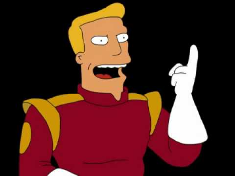 Futurama Quotes Zapp Brannigan The best of zapp brannigan - youtube