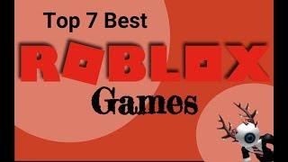Top 7 Best Roblox games (2018)
