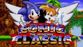 Sonic Classic | Classic Shenanigans!