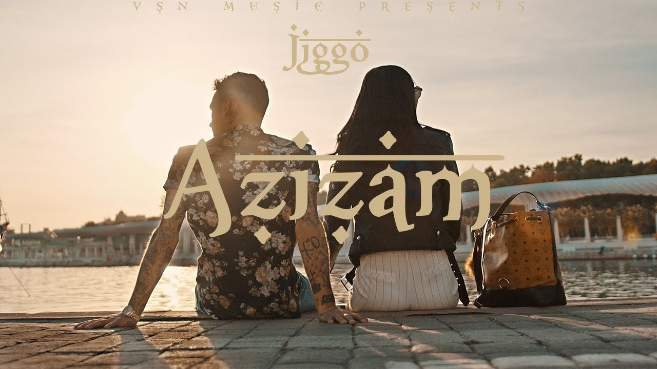 JIGGO - AZIZAM (prod. Erk Gotti) [Official Video]