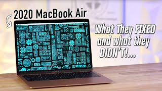 Why the 2020 MacBook Air is BETTER than the MacBook Pro!