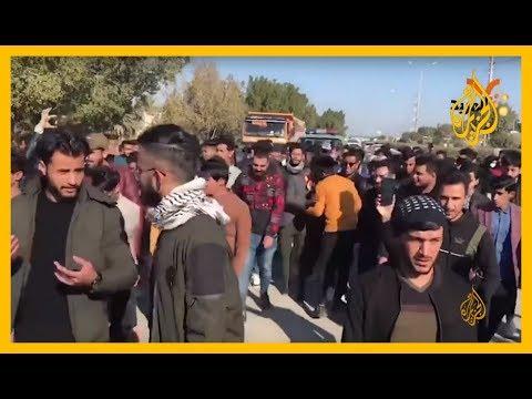 مصادر محلية في محافظة ذي قار جنوب #العراق: مواجهات وسط مدينة الناصرية بين المتظاهرين والقوات الأمنية  - 12:59-2020 / 1 / 26