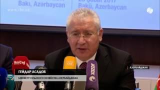 Азербайджан и Турция  расширяют сотрудничество в сфере сельского хозяйства(, 2017-02-25T08:13:00.000Z)