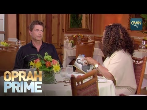 """Why Rob Lowe """"Loved"""" Going to Rehab   Oprah Prime   Oprah Winfrey Network"""