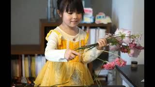 お花であそぼう!(はじめてのフランス語)