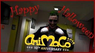 Animaco 2014 - Happy Halloween! [Cosplay Music Video] [1/2]