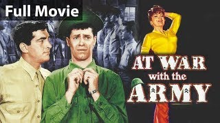 AT THE WAR WITH THE ARMY (1950) Full English Movies | English Comedy Movie | Classic Hollywood Movie