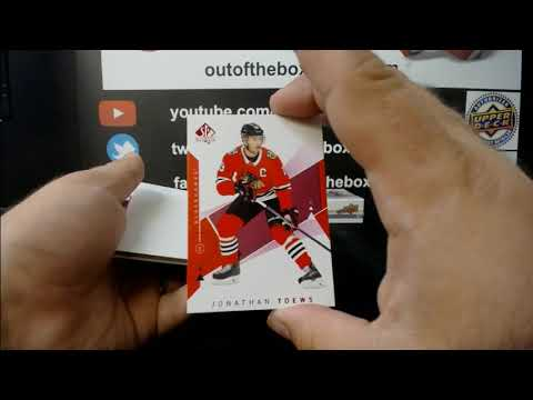 Out Of The Box Group Break #8816 -2 YEARS OF SP AUTHENTIC 3 BOX DOUBLE UP