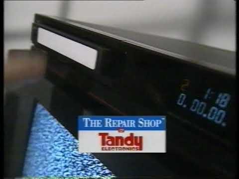 Tandy Electronics - The Repair Shop