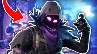 SKIN CORBEAU EPIC ON FORTNITE!