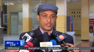 Ethiopian prisoners held in Gulf states jets back home
