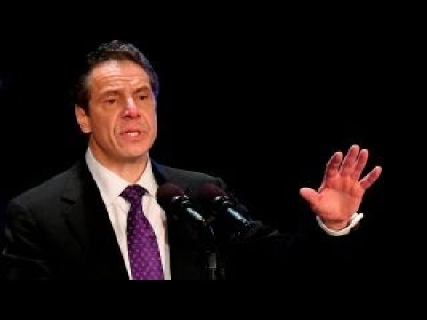 Andrew Cuomo claims he's 'undocumented'
