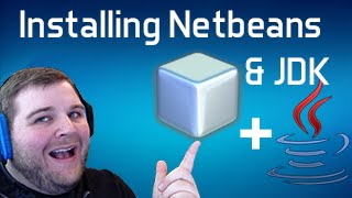 How to install Netbeans and a JDK
