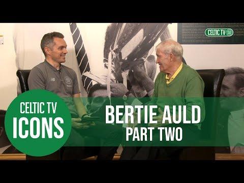 Celtic FC - ICONS: Bertie Auld (Part 2)