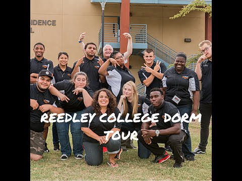 Reedley College Dorm Tour