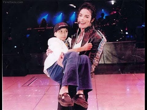 Michael Jackson and Daniele Parisi, an Italian story. ( Sub Ita & Eng)