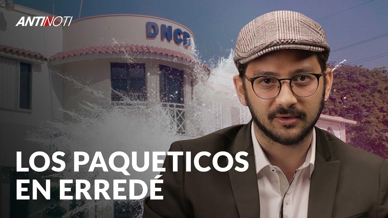 DNCD Entre Cortes Y Paqueticos - #Antinoti