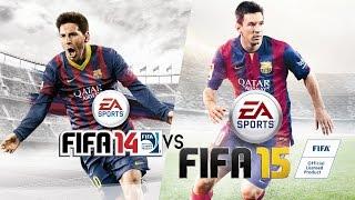 FIFA 15 vs FIFA 14 - zmiany w wersji PC [tvgry.pl]