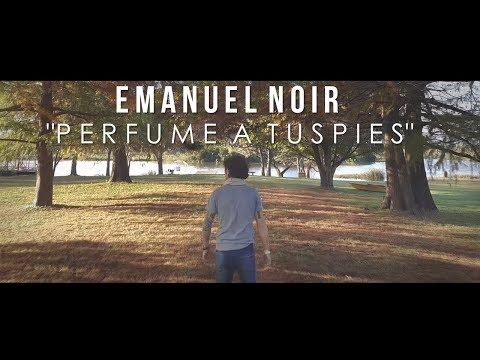 Emanuel Noir ''Perfume a tus pies'' Cover