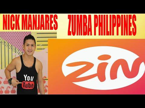 ZUMBA PHILIPPINES NICKMANJARES@ RAVE PARK PASIG