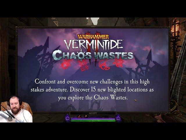 Warhammer: Vermintide 2 part 1 | Gameplay LIVESTREAM