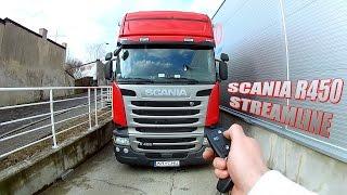 Scania R450 Streamline Topline