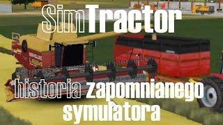 Historia SimTractora - zapomniany rolniczy symulator [Matheo780]