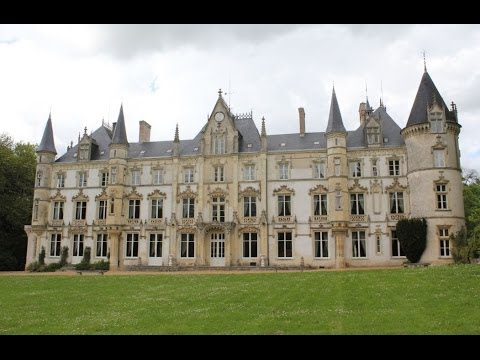 Chateau Castle for Sale in France Amazing Luxury Property !