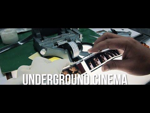 Underground Cinema - Restorasi