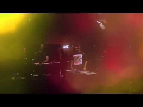 IKABOD BUM - Live Beat Set - Los Globos in Los Angeles