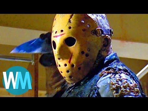 Top 10 Brutal Jason Voorhees Kills