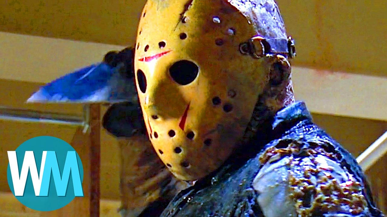 All The Friday The 13th Movies Ranked By Jason Voorhees Kills