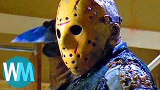 Video Top 10 Brutal Jason Voorhees Kills download MP3, 3GP, MP4, WEBM, AVI, FLV September 2018