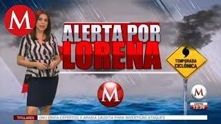 El clima hoy 18 de septiembre, con Arlett Fernández