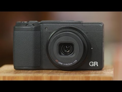 Ricoh GR II: A photographer's camera that fits in your pocket