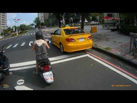 計程車--紅線違停/闖紅燈迴轉