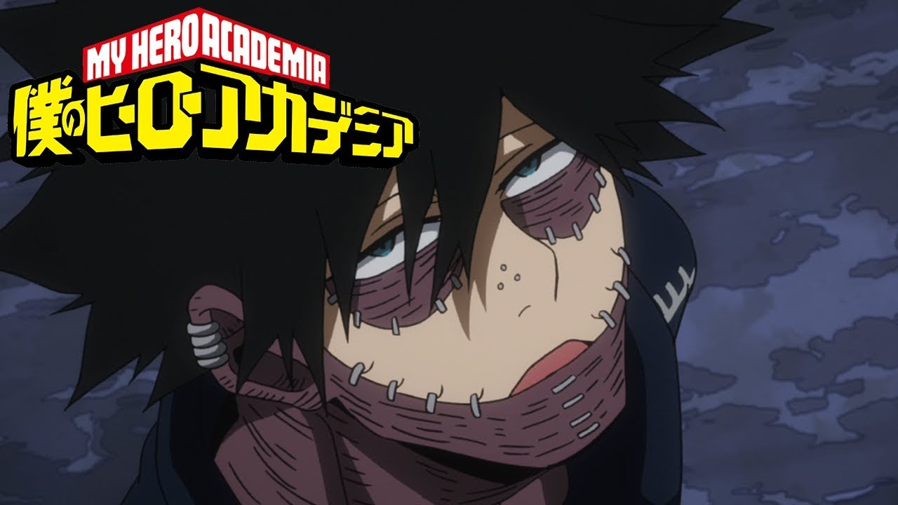 Dropping In My Hero Academia