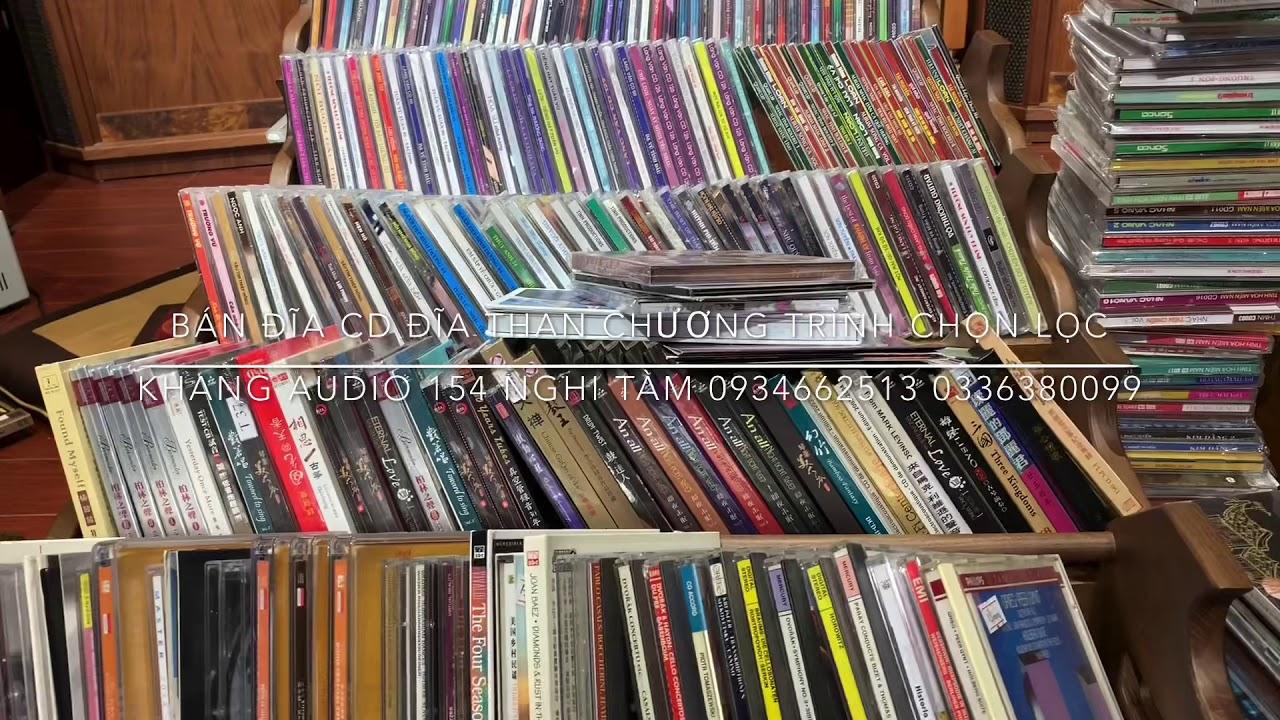 Bán Đĩa CD Đĩa Than Chương Trình Chọn Lọc 0934662513 (Còn Hàng)