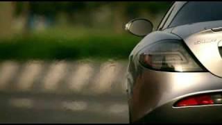 Lamborghini Murcielago vs Mclaren SLR 722 - Top Gear - BBC - Abu Dhabi