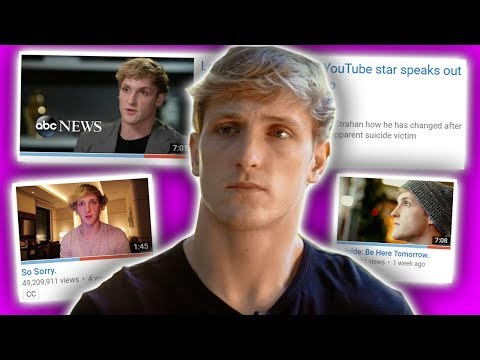Logan Paul: You Are Not a Victim